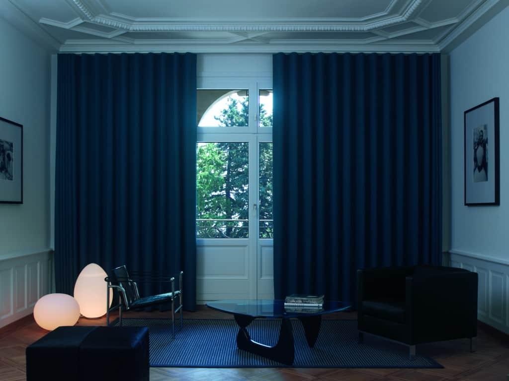 Etofea doubles rideaux wave rideaux sur mesure paris etofea - Ruflette vague pour rideaux ...