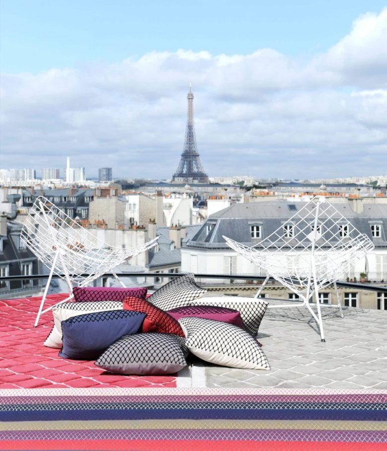 Des rideaux sur mesure pour les fenêtres parisiennes