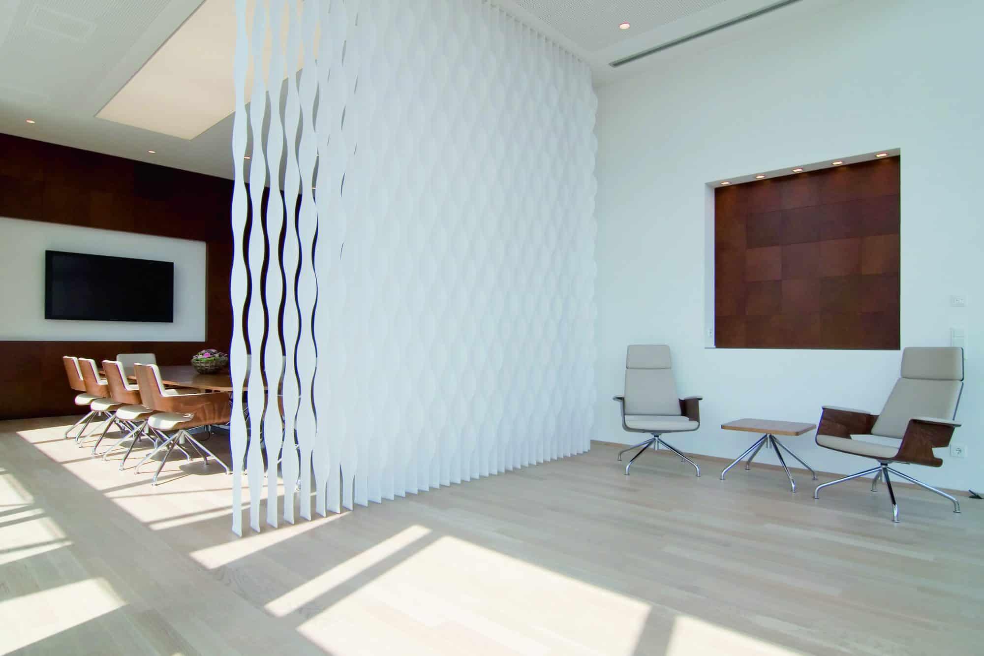 etofea nouveau design pour les stores bandes verticales waves. Black Bedroom Furniture Sets. Home Design Ideas