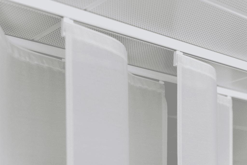 panneaux japonais panel wave silent gliss