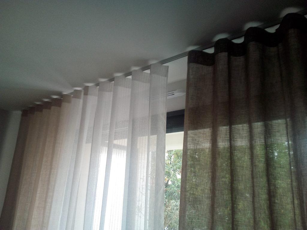 voilage fenêtre salon