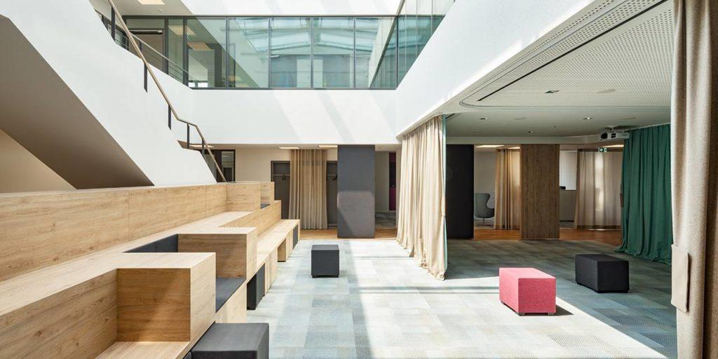 aménagement espace coworking